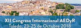 XII Congreso AEDyR 2018